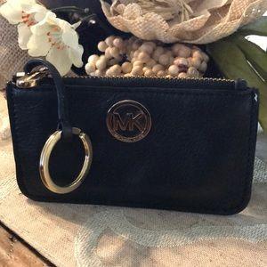 Black MK coin purse
